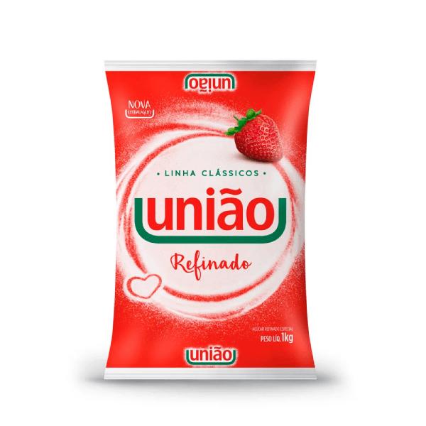 ACUCAR REFINADO 1KG UNIAO