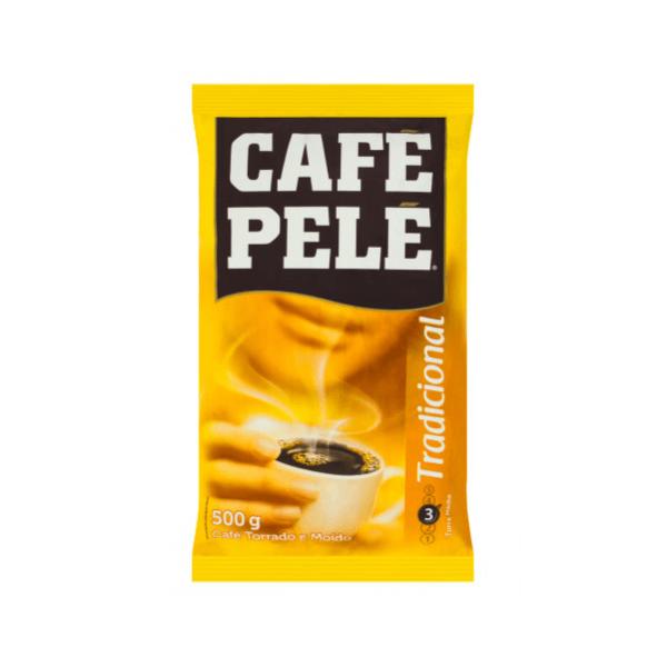 CAFE ALMOFADA 500G TRADICIONAL PELE
