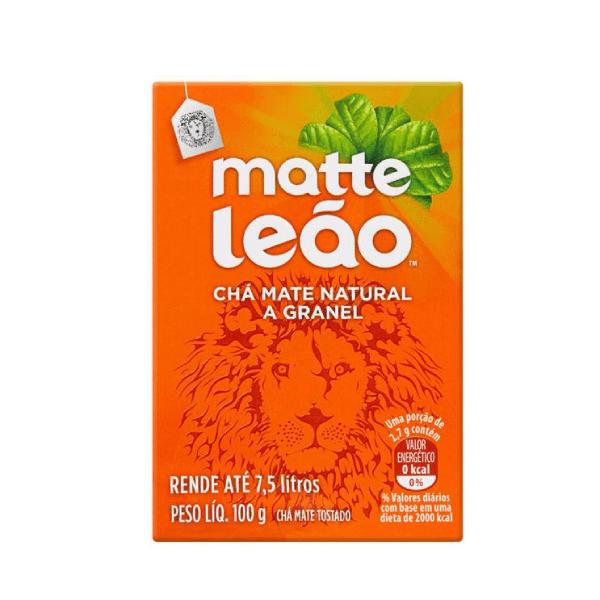 CHA NATURAL 100G A GRANEL MATTE LEAO