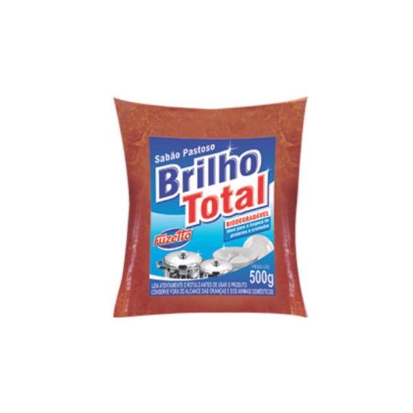 PASTA BRILHO SACHE 500G FUZETO