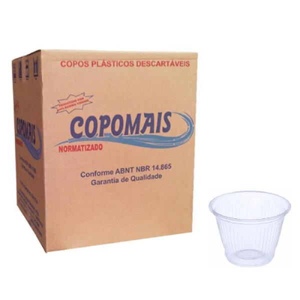 POTE 100ML TR C/2000 COPOMAIS
