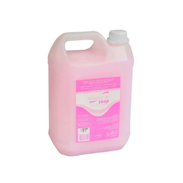 SABONETE GEL 5L ANTISSEPTICO SOAP
