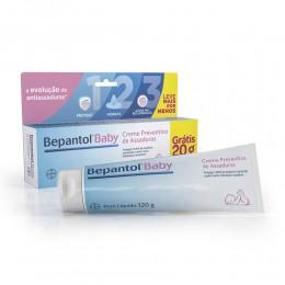 Bepantol Baby - Creme para Assaduras - c/ 120g - Bayer