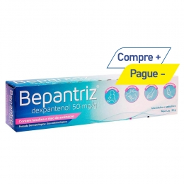 Bepantriz Pomada Dermatológica Para Dermatite Bisnaga com 30g