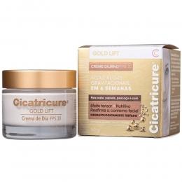 Cicatricure - Creme Facial Gold Lift Diurno FPS 30 com 50g