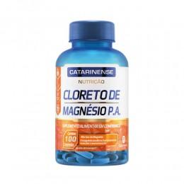CLORETO DE MAGNÉSIO P.A. C/ 100 CAPS - CATARINENSE