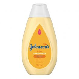 Condicionador johnson's baby ph balanceado 200ml