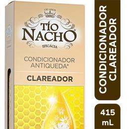 CONDICIONADOR TIO NACHO ANTIQUEDA CLAREADOR 415ML