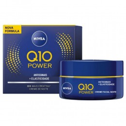 Creme nivea antissinais q10 power noturno 50g