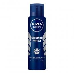 Desodorante Aerosol Antitranspirante Nivea Men Original Protect - 115g/150ml