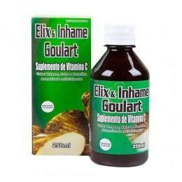 Elixir de Inhame Goulart - Suplemento de Vitamina C - 250ml