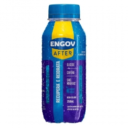 Engov After Sabor Berry Vibes com 250ml - Para Ressaca