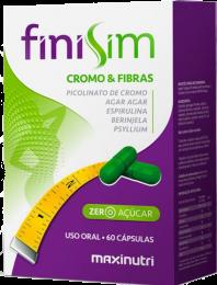 FINISIM - 60 CÁPSULAS - MAXINUTRI