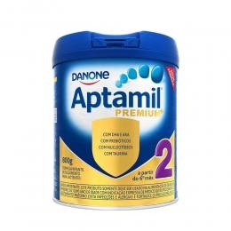 Fórmula Infantil Aptamil 2 800g - Danone