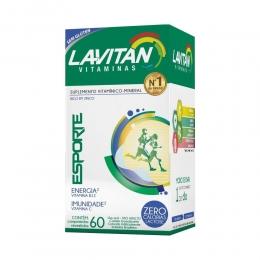 Lavitan Esporte - Mais Energia e Disposição para Prática de Esportes - c/ 60 cps