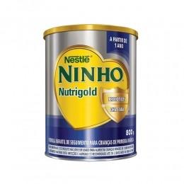 Leite em Pó Ninho Nutrigold DHA a Partir de 1 Ano - 800g - Nestlé