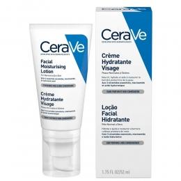 Loção Facial Hidratante com 52ml - Cerave