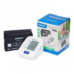 Medidor de pressão arterial de braço control+ hem-7122 - omron