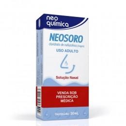 Neosoro 0,5mg/mL com Gotejador com 30mL - Neo Química
