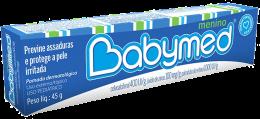 POMADA PARA PREVENÇÃO DE ASSADURAS BABYMED AZUL 45G