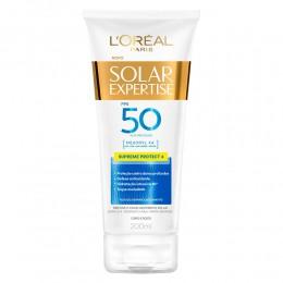 Protetor Corporal - Solar Expertise - Previne Envelhecimento Solar FPS 50 - 200ml - L'oréal Paris