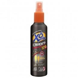 Repelente  xô inseto em spray - sem perfume e com icaridina e aloe vera - adulto e infantil - 100ml