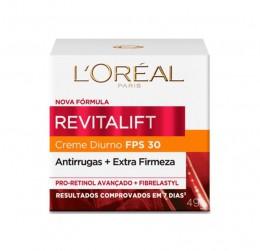 Revitalift creme diurno fps30 49g - l`oréal paris