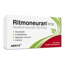 RITMONEURAN RTM 20 CÁPSULAS