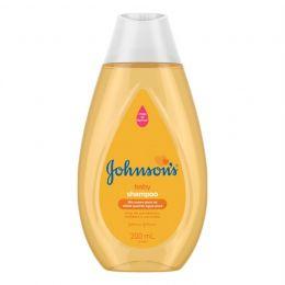 Shampoo johnson's baby ph balanceado 200ml
