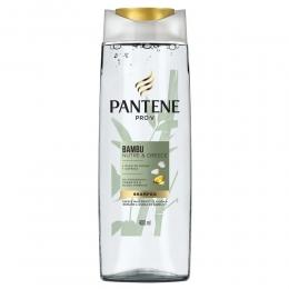 Shampoo Pantene 3 Minutos Bambu - 400ml