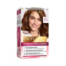 Tintura imedia excellence l'oréal paris chocolate nº 6.7