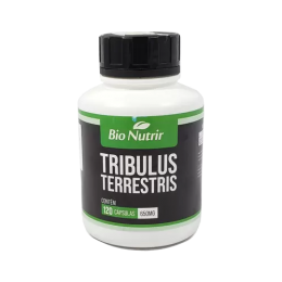 TRIBULUS TERRESTRIS 650MG - 120 CÁPSULAS - BIO NUTRIR