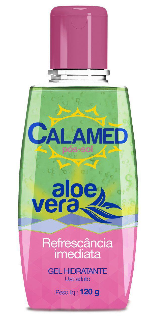 CALAMINA - CALAMED ALOE VERA 120G