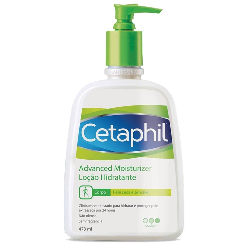 Cetaphil advanced moisturizer 473ml