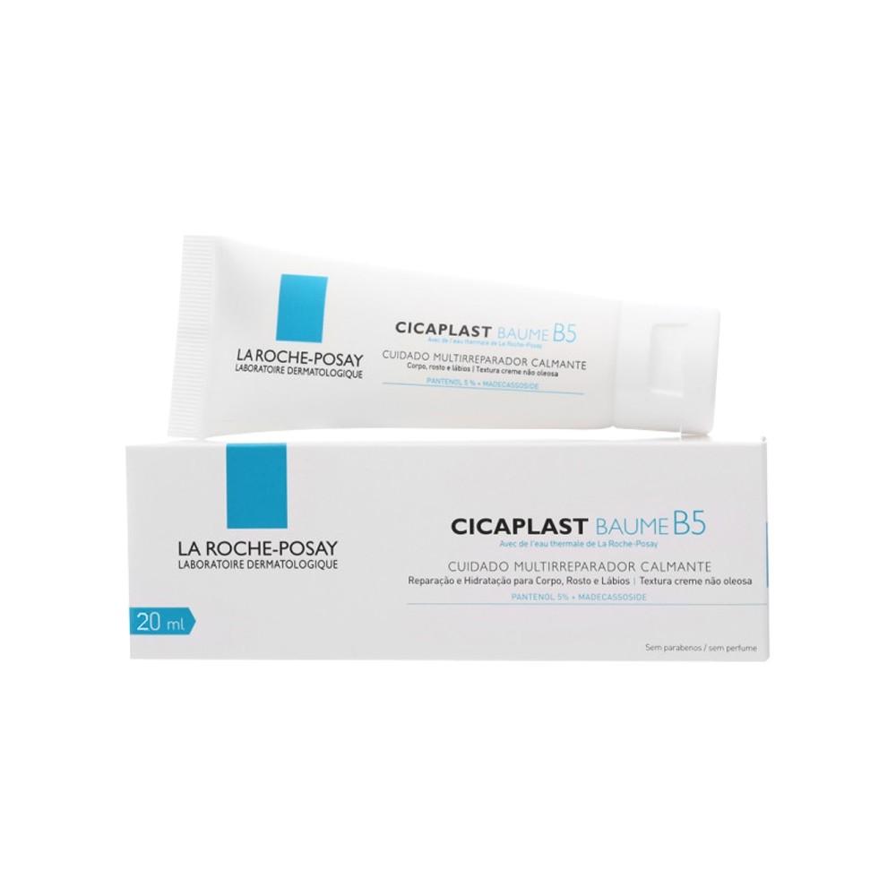 Creme Cicatrizante Cicaplast Baume B5 20ml - La Roche-Posay