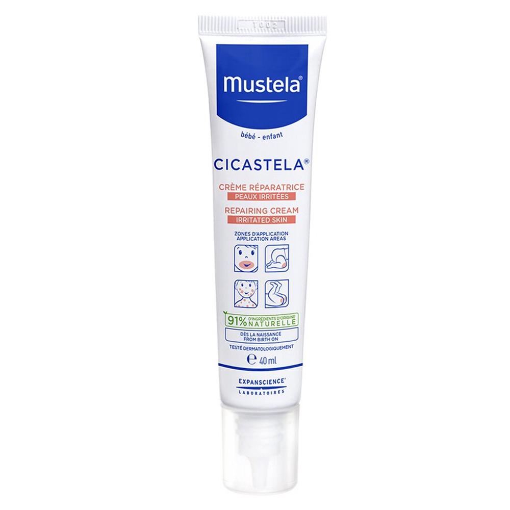 Creme Reparador Hidratante Mustela Cicastela 40ml