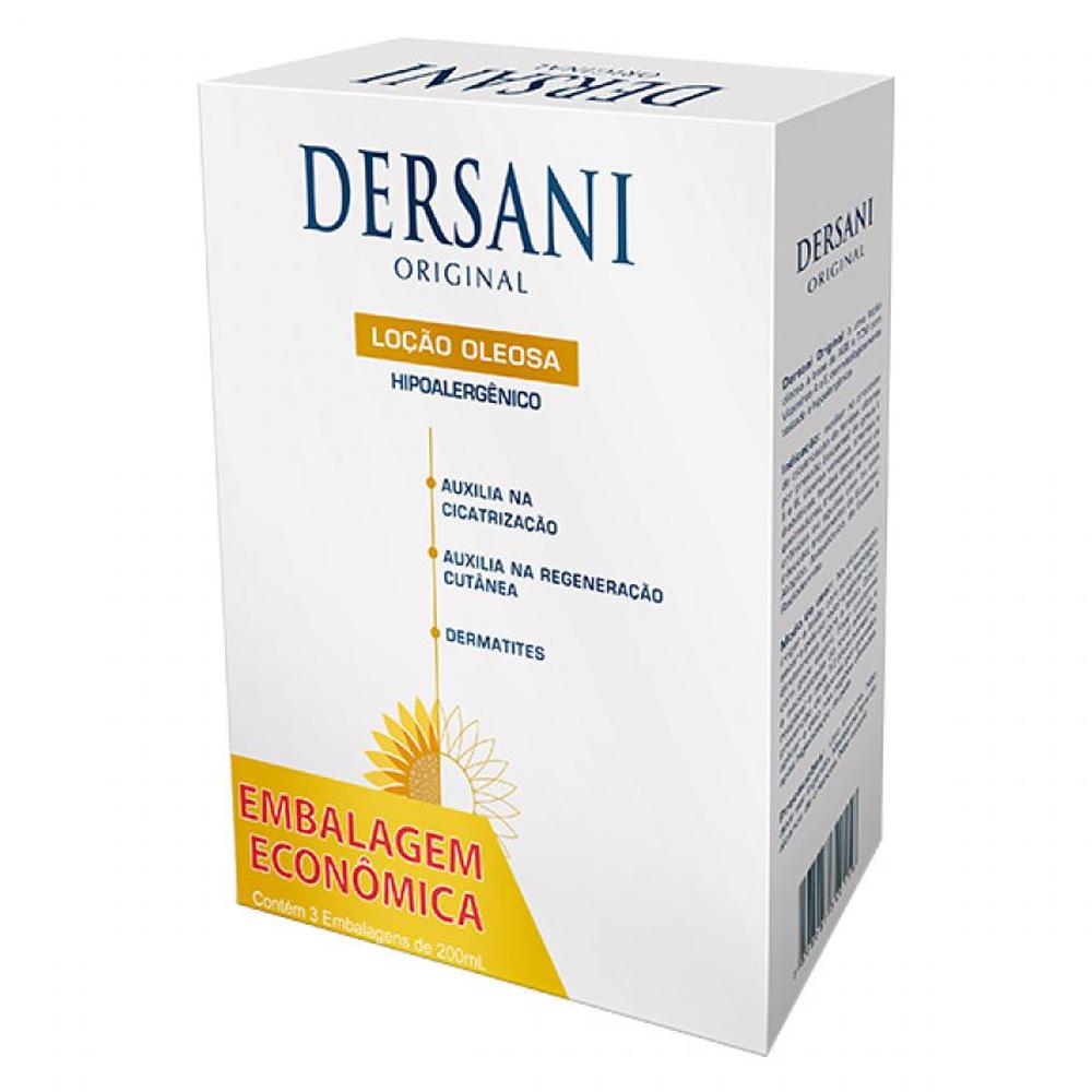 Dersani Original Kit Leve 3 Pague 2 - 200ml cada