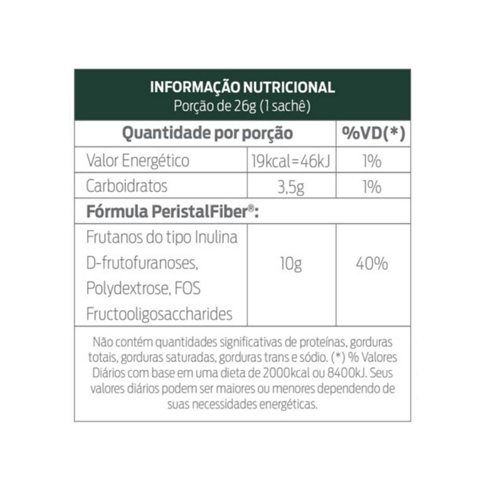 FIBRALÍVIO - SUPLEMENTO DE FIBRAS SABOR UVA COM BLUEBERRY - C/ 10 SACHÊS DE 26G CADA - NUTRILIBRIUM