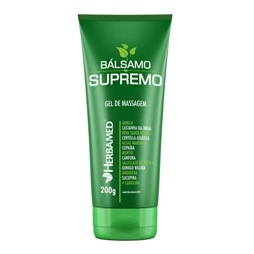 Kit com 10 Balsamo Supremo