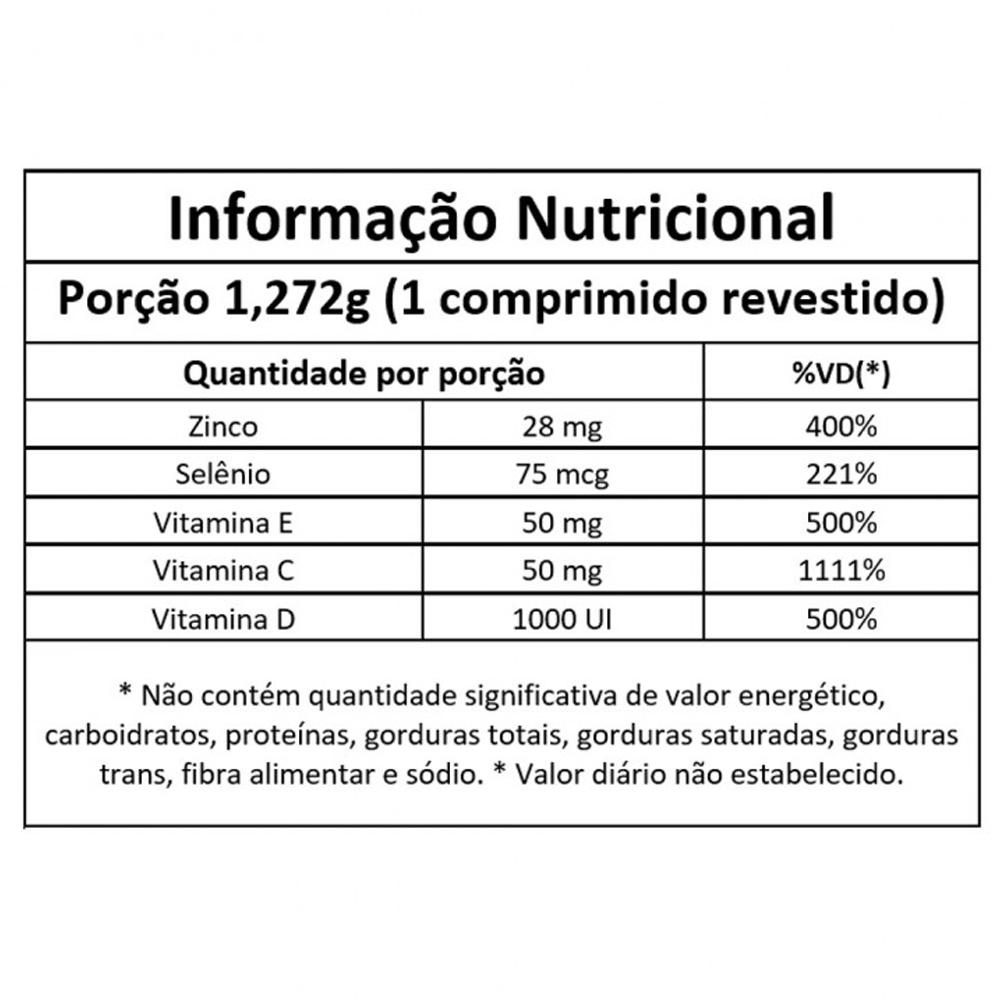Lavitan C D Z S E - Suplemento Vitamínico Mais Imunidade - com 30 comprimidos