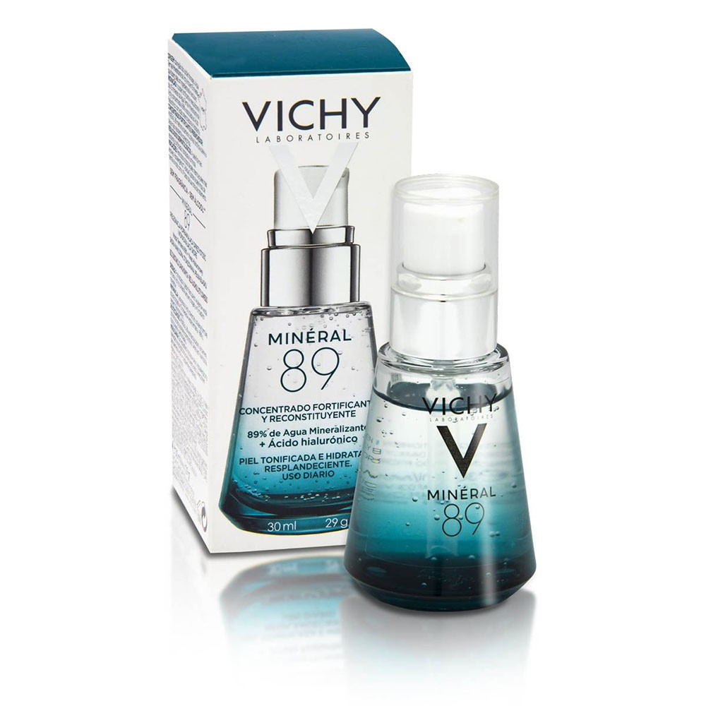 Mineral 89 - Água Termal Mineralizante 30ml - Vichy