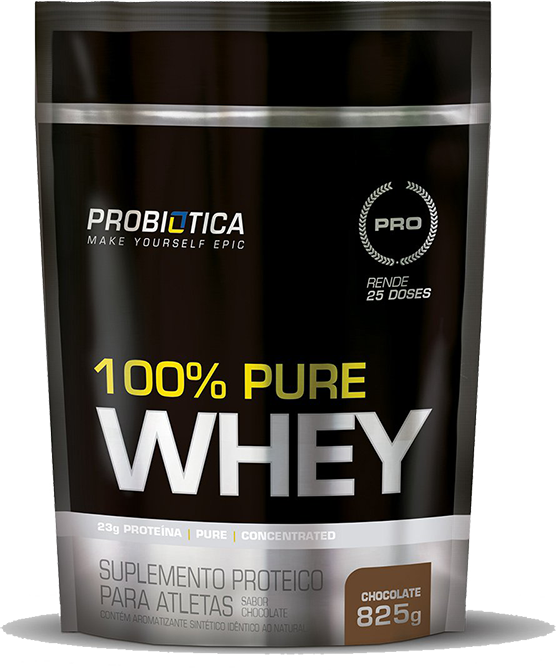PROBIOTICA 100% PURE WHEY ? CHOCOLATE 825G