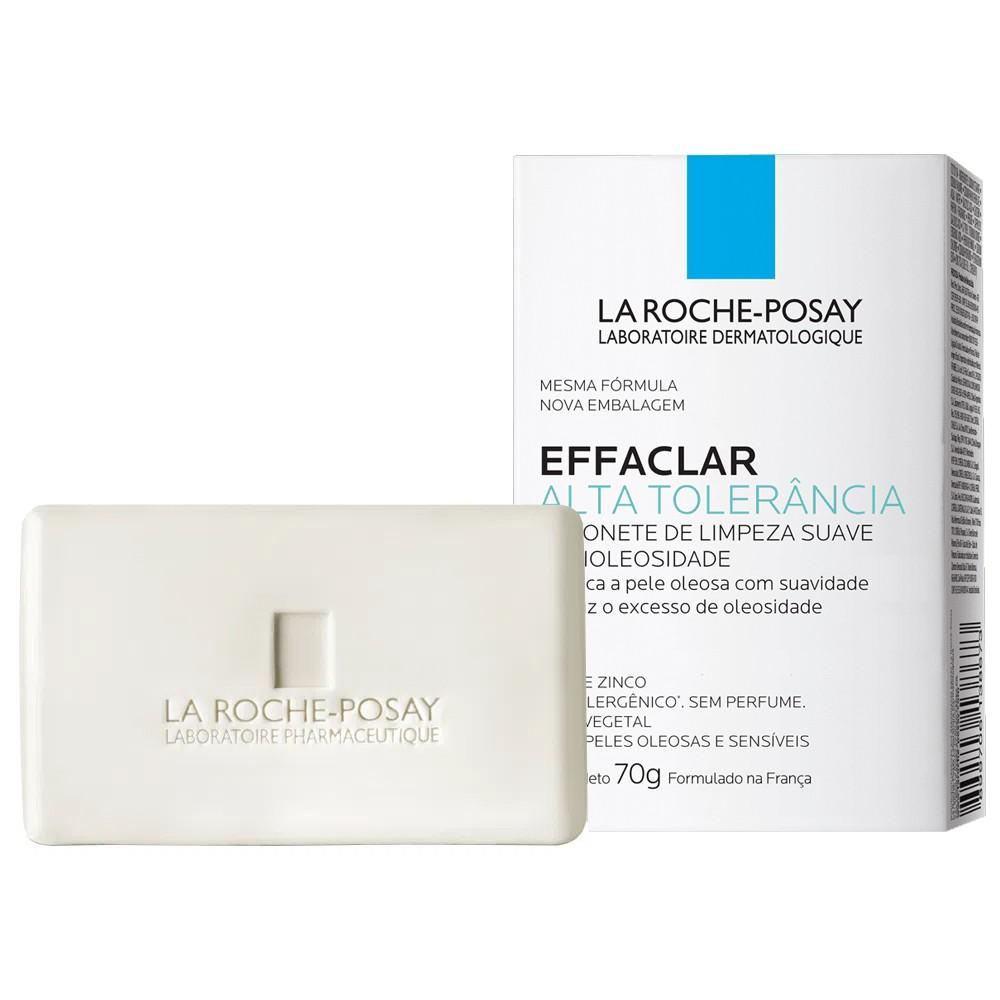 Sabonete Facial Effaclar Concentrado 70g - La Roche-Posay
