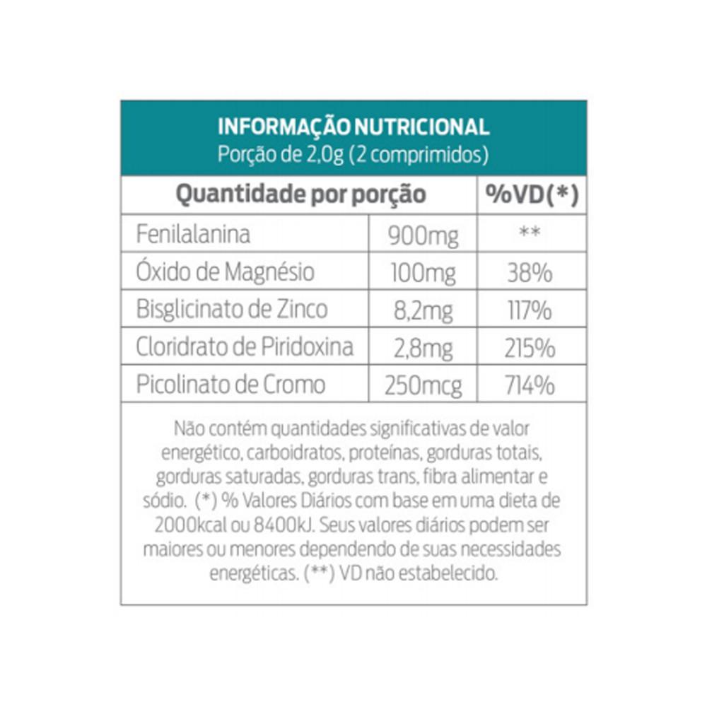 Tirapetite - reduz a fome e auxilia no emagrecimento - c/ 60 cps - nutrilibrium