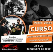 CURSO DE ESTÉTICA AUTOMOTIVA - PABLO VISPO