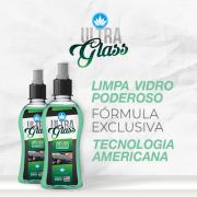 Ultra Glass - Limpa Vidros Poderoso