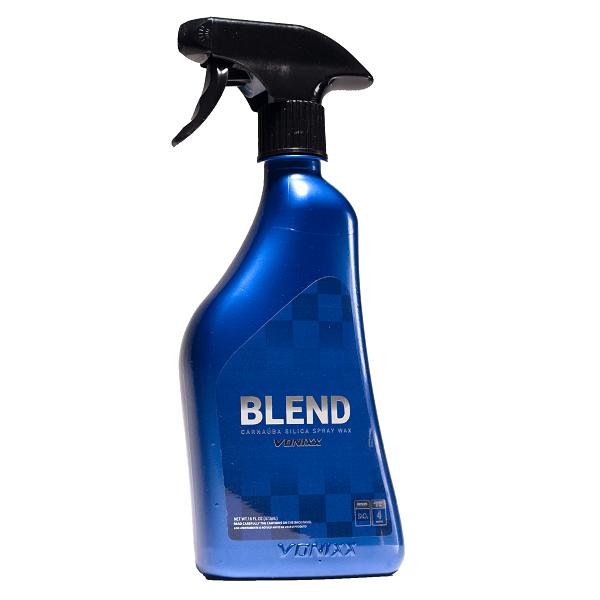 Blend Carnaúba Sílica Spray Wax (473ml) - Vonixx