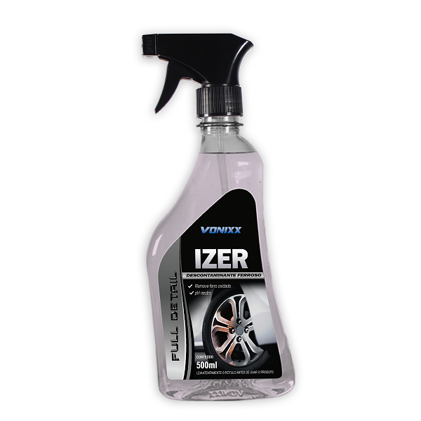 Izer - Descontaminante ferroso (500ml) - Vonixx