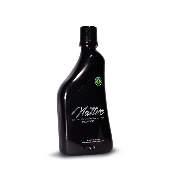 Native Brazilian Carnaúba Cleaner Wax (473ml) - Vonixx