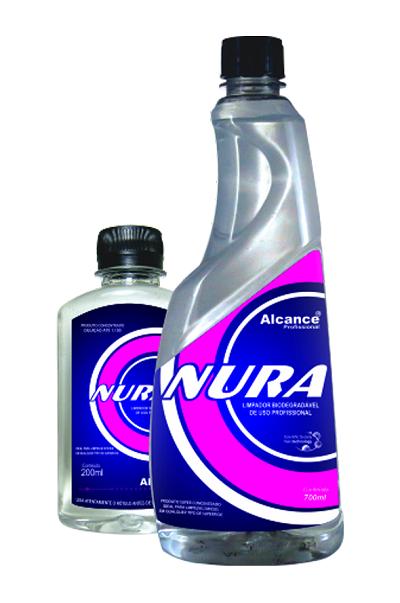 Nura Limpador Biodegradável 700ml - Alcance